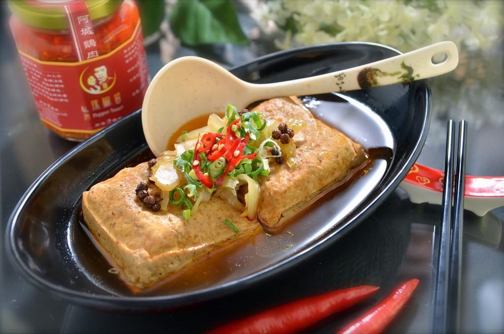 吉祥香豆腐