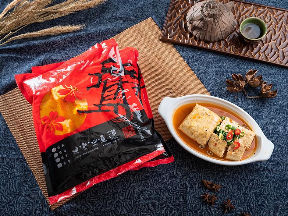 吉祥香豆腐(真空包裝)